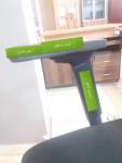 كرسي طبي دوار قاعدة نيكل برأسية + توصيل وتركيب