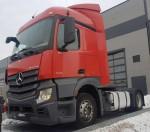 شاحنة مرسيدس بالطلب من المانيا 2015.2016