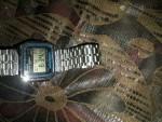 ساعة كاسيو اصلية رائعة جداً