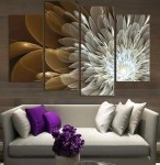لوحات جدارية فنية خشبيه