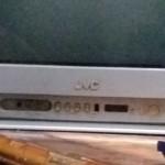 تلفزيون jvc ٢١ بوصة ماركة jvc.