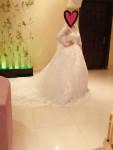 فستان زفاف الملكي