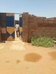 البيع قطعة في الغار شرق النيل بالقرب من عد بابكر