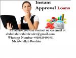 Loans Personal Loans? Apply for a Loan