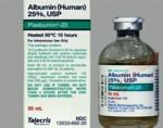 دواء human albumin
