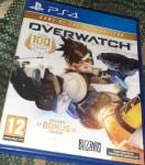 لعبة Over watch       ps 4