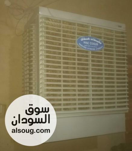 مكيفات هفاك HVAC COOLER المكيف الأول في السودان  - صورة رقم 1
