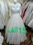عرض فساتين زفاف للبيع