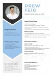 تصميم سيرة ذاتية احترافية Professional CV and LinkedIn profile