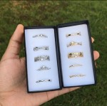 set of FIVE rings is now available