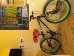 دراجة جبلية تروس