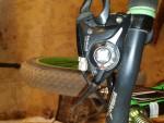 دراجة جبلية لساتك كبيرة ماركة فونيكس مقاس ٢٦