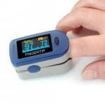 جهاز PULSE OXIMETER قياس نبض القلب والاكسجين في الدم   الأصلي