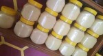 عسل نحل طبيعي مضمون ونظيف خالي من اي اضافات او سكريات من غرب السودان