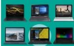 لابتوبات مستعملة من شركات مختلفة بي مواصفات مختلفة