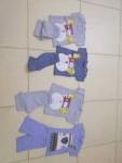 ملابس اطفال لحدي عمر سنه.