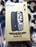 تلفون ربيكا infocus hero selfie c2 جدييد