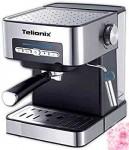 ☕ماكينة صناعة القهوة والكابتشينو من Telionix