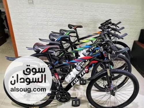 دراجات هوائية ماركات متنوعة مقاس 26 - صورة رقم 1