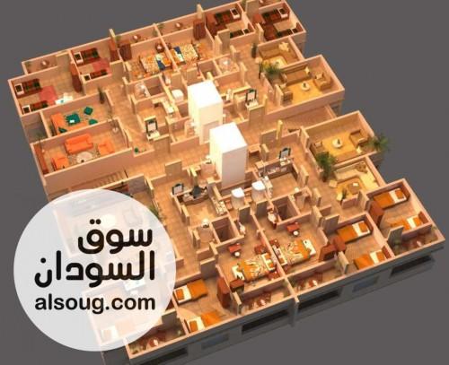 شقة تمليك الرياض شارع اوماك    - صورة رقم 1