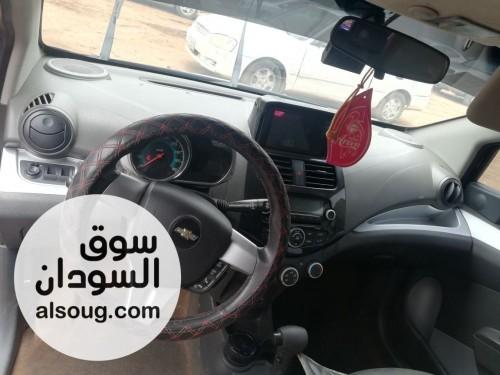 سيارة شفرولية سبارك LT موديل 2014 - صورة رقم 4