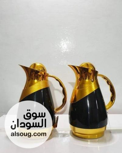 للناس الفخامه جوز سرامس السهام الذهب - صورة رقم