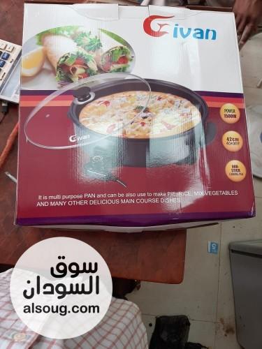صاج بيتزا غريق ماركة جيفان - صورة رقم