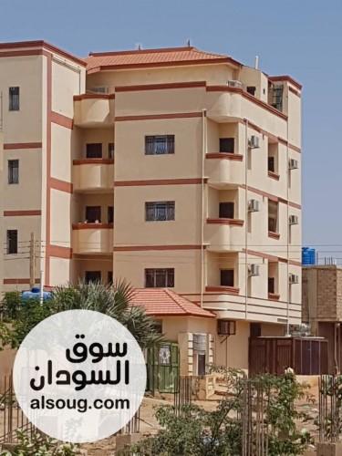 للبيع شقة في الأزهري مربع 8 شارع الخياري في الطابق الثالث - صورة رقم