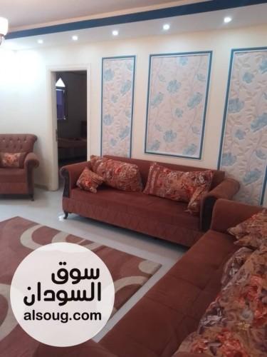 للايجار شقة مفروشة في الرياض برج مطله علي شارع رئيسي - صورة رقم