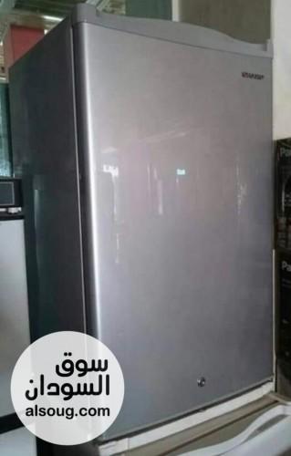 ثلاجة شارب 6 قدم  - صورة رقم