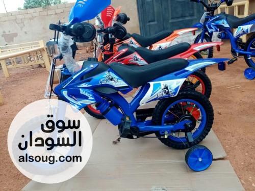 عجلة موتر بالكهرباء للأطفال - صورة رقم