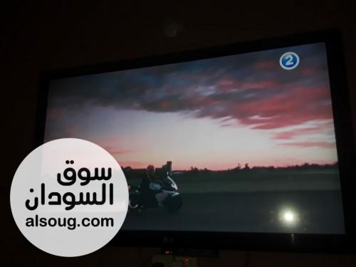 شاشه وارد دبي   lg شغاله فل - صورة رقم