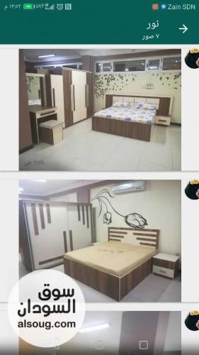 غرف نوم تركية  مستوردة جاهزة للاستلام - صورة رقم