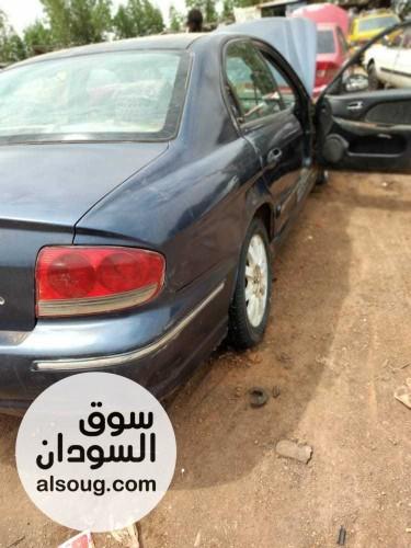 سيارة هيونداي سوناتا ٢٠٠٢ اتوماتيك - صورة رقم