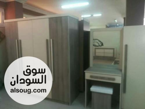 غرف نوم تركية جاهزة للاستلام السعر حسب عدد ضلف الدولاب - صورة رقم