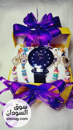 للعايزين هدايا حلوة و انيقة عرض ساعة رهيبة والتوصيل و التغليف مجاني - صورة رقم