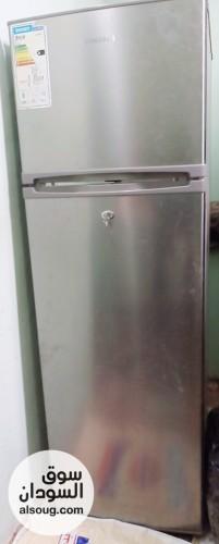 ثلاجة مستعملة 10 قدم ماركة هوم كير - صورة رقم