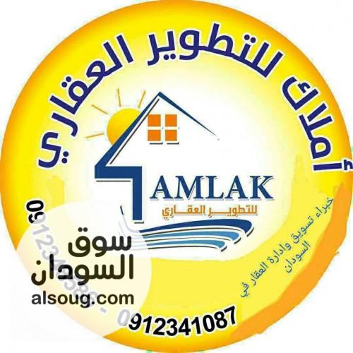 منزل ناصيه مؤسس ل4طوابق للبيع بالجريف من أملاك العقاريه - صورة رقم