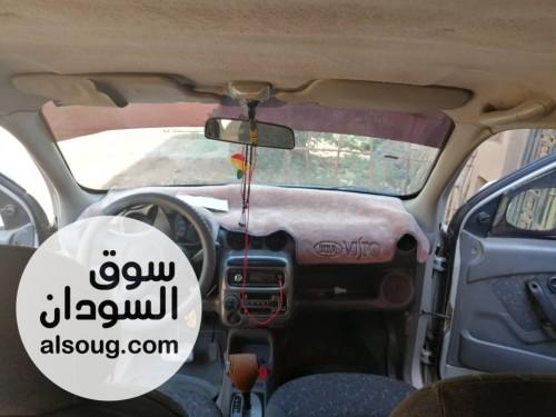 سيارة فيستو شاااذة السعر قابل للتفاوض - صورة رقم