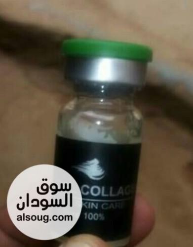 امبولات كولاجين علاجيه  - صورة رقم