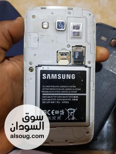 جهاز هاتف سامسونج جالاكسي قراند2 - صورة رقم