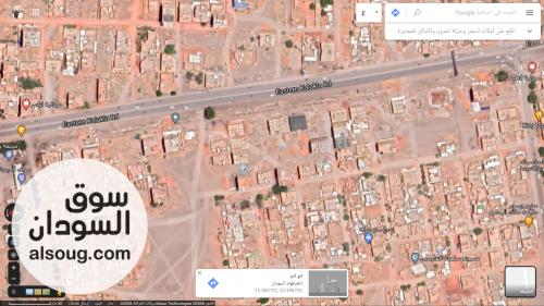 قطعة ارض للبيع ابو ادم مربع 5 ميدان المولد القديم - صورة رقم