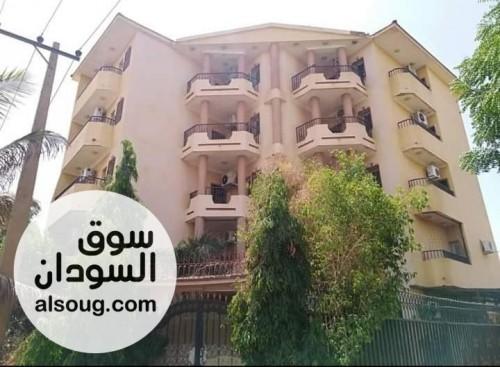 عمارة اربع طوابق للبيع ف بحري المعونه - صورة رقم