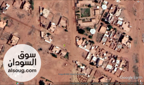 ارض سكنية للبيع ناصية امدرمان ابوسعد مربع 62 - صورة رقم