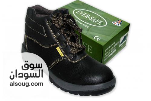 حذاء ever safe للبيع مقاس 43 اسود - صورة رقم