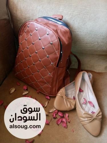 شنط جامعية  ملابس اطفالية  احذية - صورة رقم