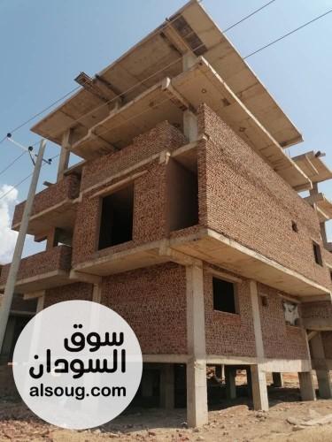 عماره في مطري الحلفايا٢٦ قيد الإنشاء - صورة رقم