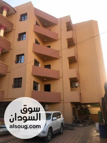عماره في المغتربين شارع الانقاذ المبنى  - صورة رقم