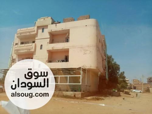 البيع عمارة ناصية في ابو ادم   - صورة رقم