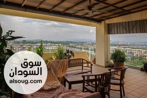 شقة دوبلكس فخمة بماليزيا في مدينة سوبانجايا في موقع استراتيجي واستثمار - صورة رقم